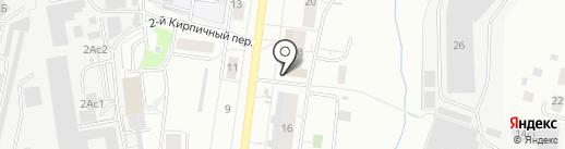 Бакалейный магазин на карте Кирова