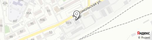 Ботаника на карте Кирова