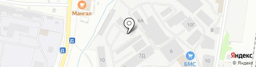 Avtogarant на карте Кирова