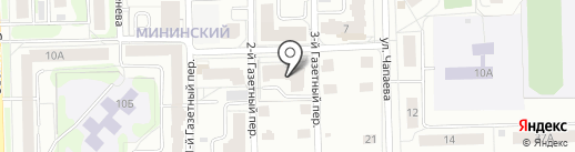 Мастерица на карте Кирова