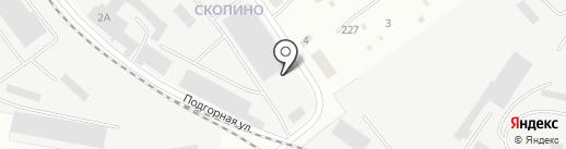 ГлавПрокат на карте Кирова