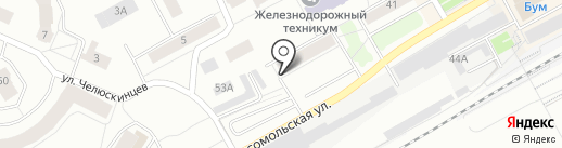 ПрофиСтройКомплект на карте Кирова