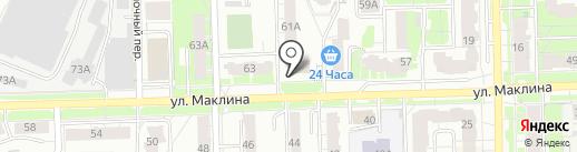 Управление Строительными Материалами на карте Кирова
