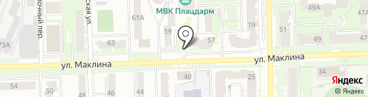 ОптТоргПринт на карте Кирова