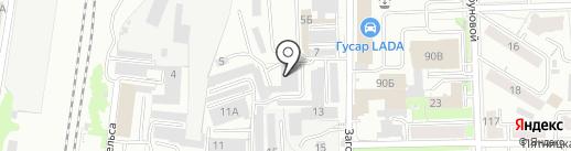 Компания по заказу спецтехники на карте Кирова