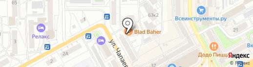 Modern Place на карте Кирова