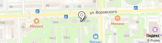 A.dress на карте Кирова