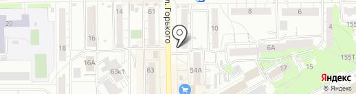 Мадам поДушечка на карте Кирова