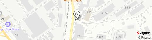 Мой АвтоВАЗ на карте Кирова