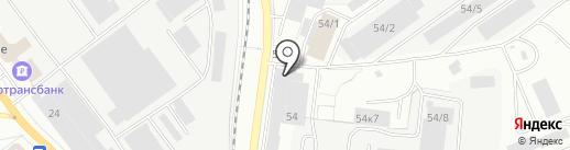 Имбирь на карте Кирова