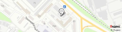 ТК-Авто на карте Кирова
