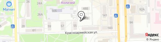 New Style на карте Кирова