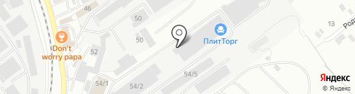 Первый автосервис самообслуживания на карте Кирова