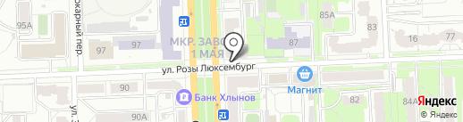 Obcom на карте Кирова