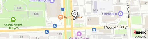 Секонд-хенд на карте Кирова