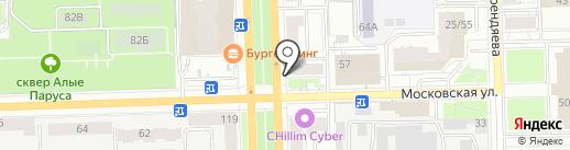 Платежный терминал, КБ Пойдём!, филиал в г. Кирове на карте Кирова
