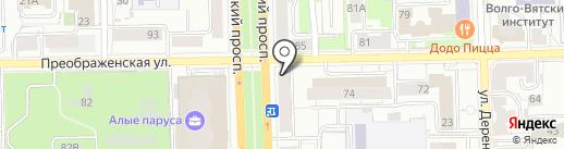 Фото-Сити на карте Кирова
