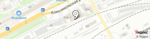 Дом на карте Кирова