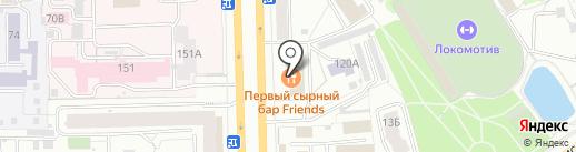 ВДМ 43 на карте Кирова