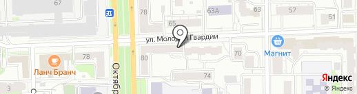 БРЕНДИНГОВОЕ АГЕНТСТВО БРЕНДМАШИНА на карте Кирова