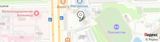ФОКУС ГРУПП на карте Кирова