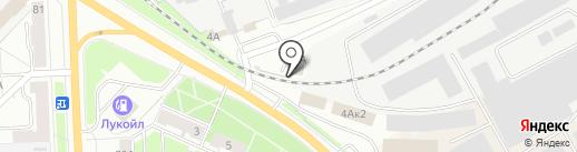 МЕКОМ на карте Кирова
