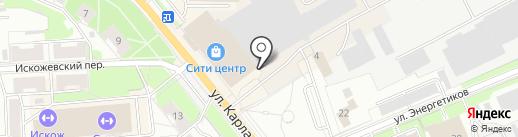Антибанкиры на карте Кирова