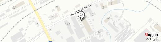 New Generation на карте Кирова
