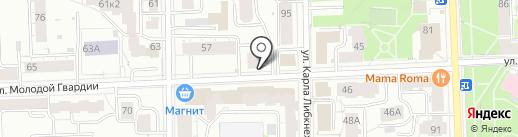ЭКО-Стиль на карте Кирова
