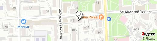 Платежный терминал, Русфинанс банк на карте Кирова