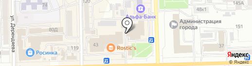 Панно & Рама на карте Кирова