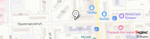 Тема на карте Кирова
