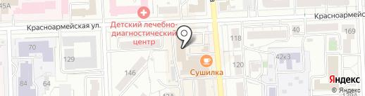 Топливный Альянс на карте Кирова