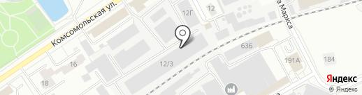Яркий мир на карте Кирова