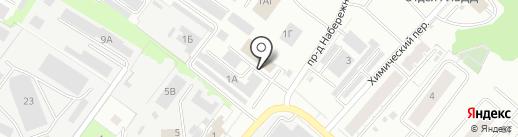 Восстановим на карте Кирова