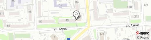 Принцесса на карте Кирова