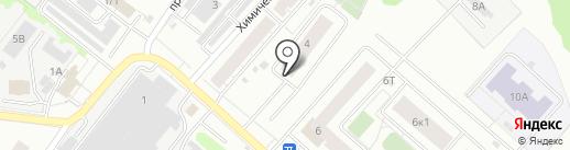 Салют на карте Кирова