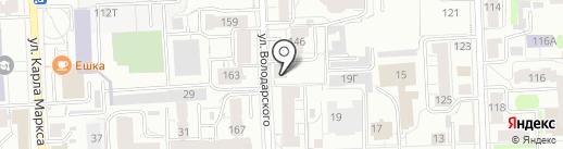 Чистов и партнёры на карте Кирова