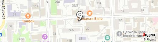 RAINERO на карте Кирова