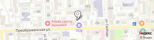 Техконтроль на карте Кирова