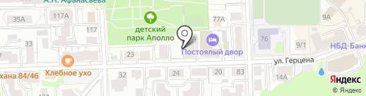 S6 Studio на карте Кирова