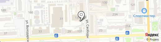 Регион Общепит Сервис на карте Кирова