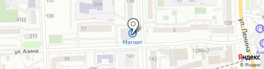Новый дизайн на карте Кирова