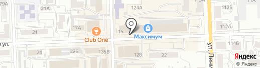 Mio на карте Кирова