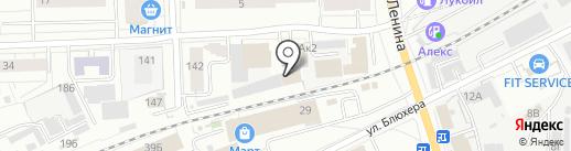 КировПодрядСтрой на карте Кирова