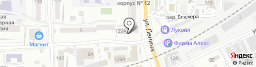 ЛаДом на карте Кирова