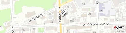 Керамик Клинкер на карте Кирова
