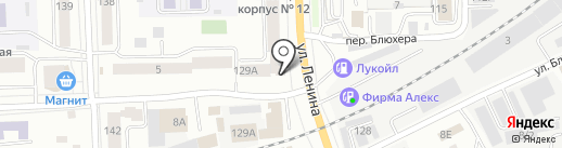 1001 пар на карте Кирова