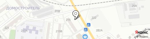 Вожгалы на карте Кирова