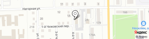 Гео-Стандарт на карте Кирова